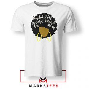 African American Woman Tshirt