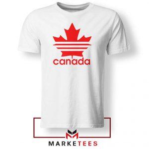 Canada Sport Maple Leaf Tshirt