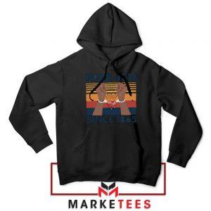 Free Ish Since 1865 Black Hoodie