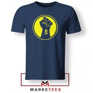 Golden Powers Navy Blue Tshirt
