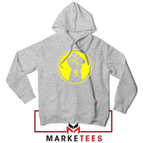 Golden Powers Sport Grey Hoodie