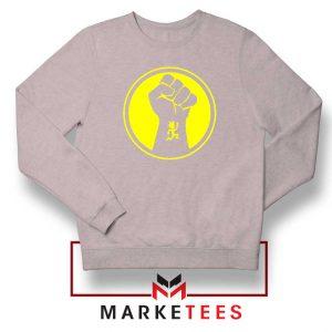 Golden Powers Sport Grey Sweatshirt