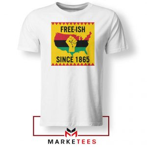 Juneteenth Day Flag Tshirt