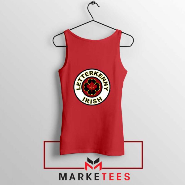 Letterkenny Irish Red Tank Top