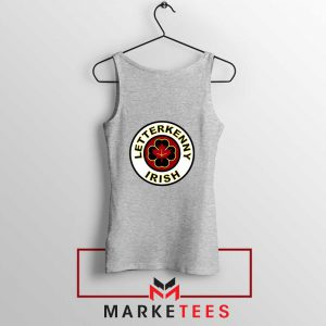 Letterkenny Irish Sport Grey Tank Top