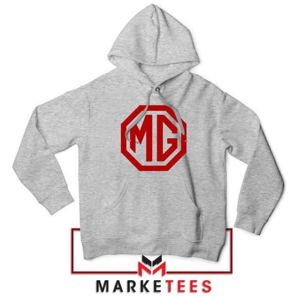 MG British Emblemm Sport Grey Hoodie
