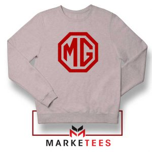 MG British Emblemm Sport Grey Sweatshirt
