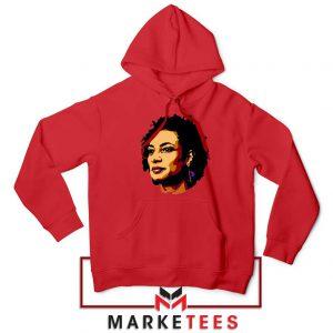 Marielle Franco Presente Red Hoodie