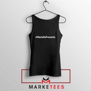 Marielle Presente Hashtag Tank Top