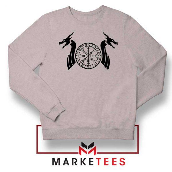 Norse Dragon Sport Grey Sweatshirt