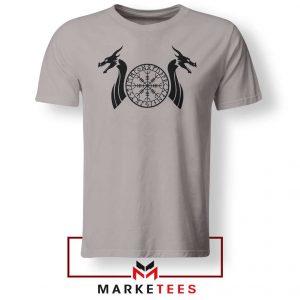 Norse Dragon Sport Grey Tshirt