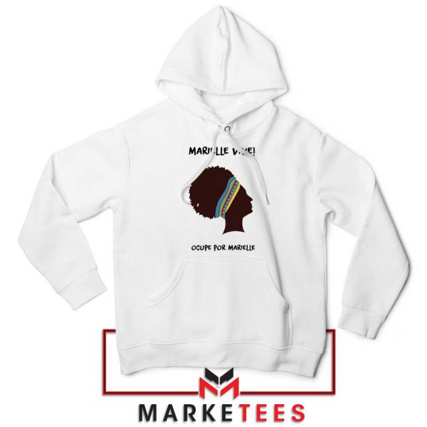Ocupe For Marielle Franco Hoodie