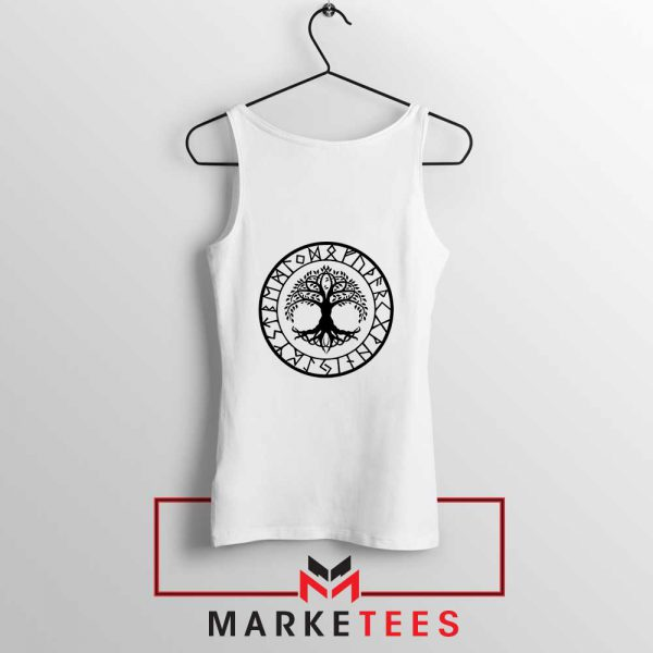 Old Norse Yggdrasill Tank Top