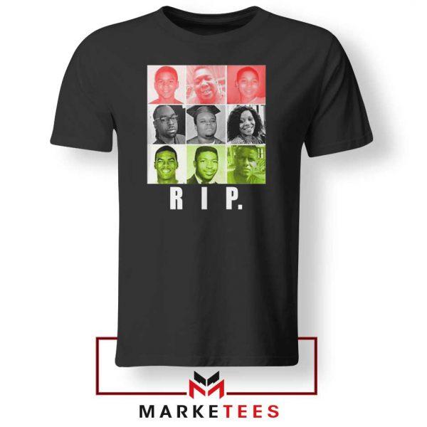 RIP Ed Reed Black Tshirt