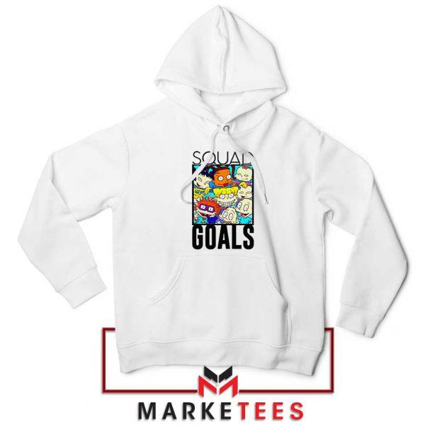 Rugrats Squad Goals Hoodie