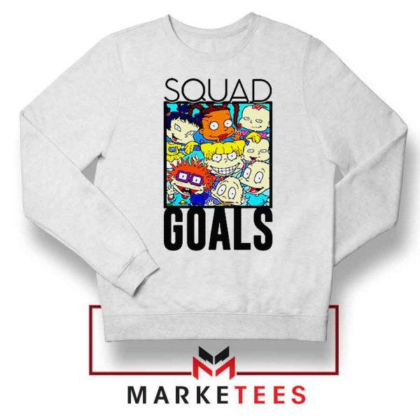 Rugrats Squad Goals Sweatshirt