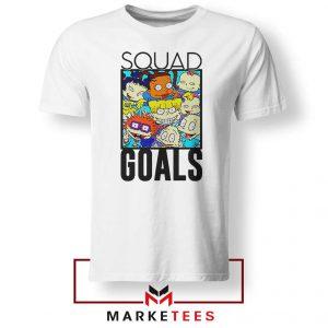 Rugrats Squad Goals Tshirt