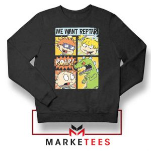Rugrats We Want Reptar Sweatshirt