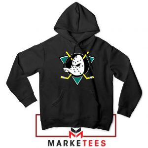 The Mighty Ducks Black Hoodie