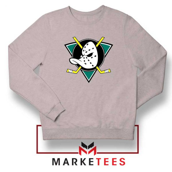 The Mighty Ducks Sport Grey Sweatshirt