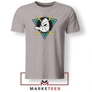 The Mighty Ducks Sport Grey Tshirt