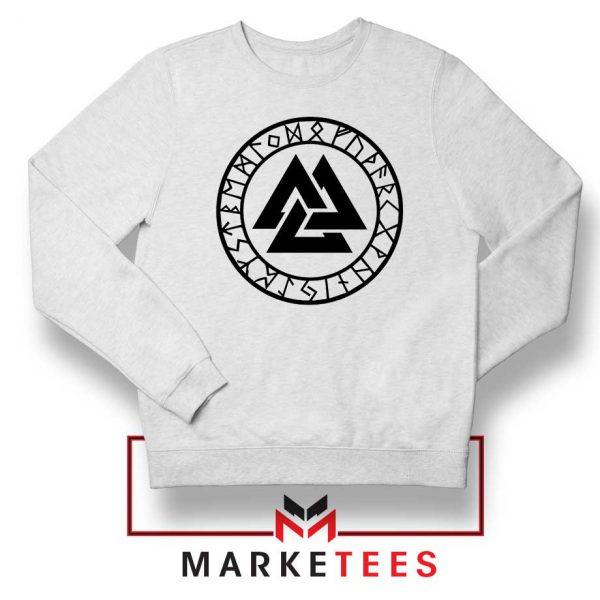 The Valknut Symbol Sweatshirt