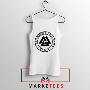 The Valknut Symbol Tank Top