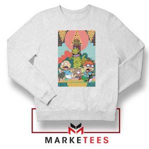 Tommy And Chuckie Run Away Sweatshirt