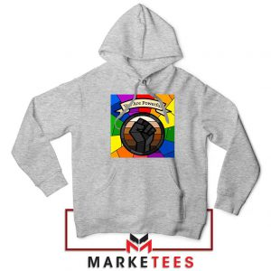 You Are Powerful Sport Grey Hoodie