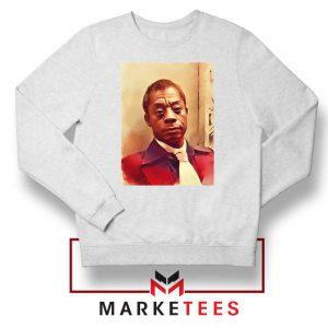 Baldwin American Novelist Sweatshirt