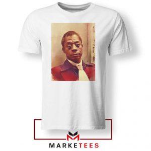 Baldwin American Novelist Tshirt