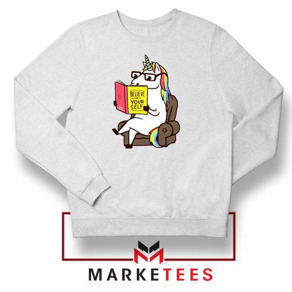 Believe Your Self Sweatshirt