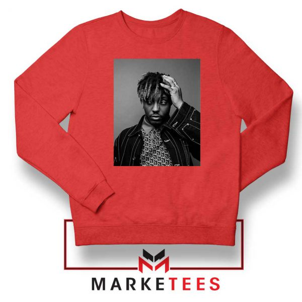 Black Juice WRLD Red Sweatshirt