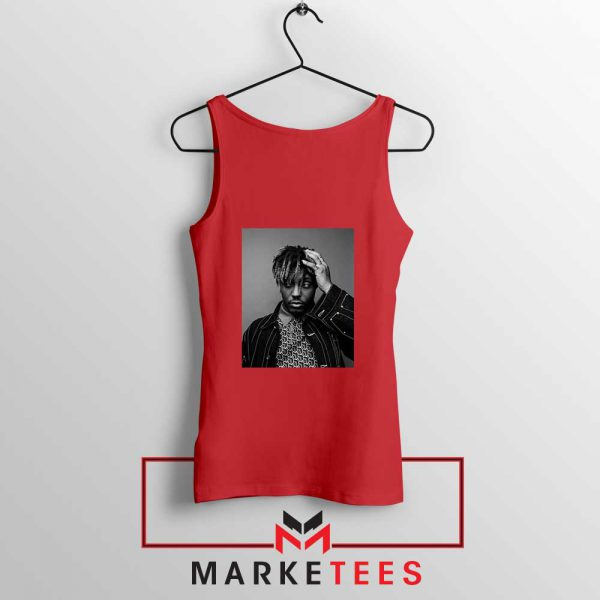 Black Juice WRLD Red Tank Top
