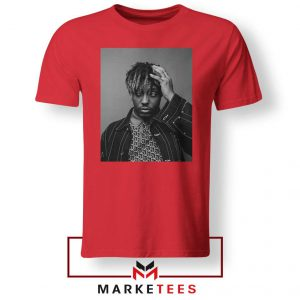 Black Juice WRLD Red Tshirt