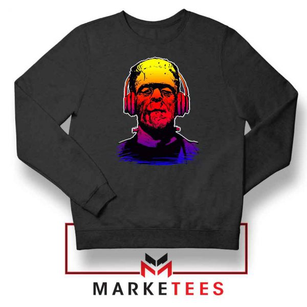 Chillinstein Halloween Sweatshirt