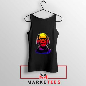 Chillinstein Halloween Tank Top