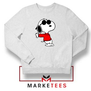 Cool Snoopy Sweatshirt