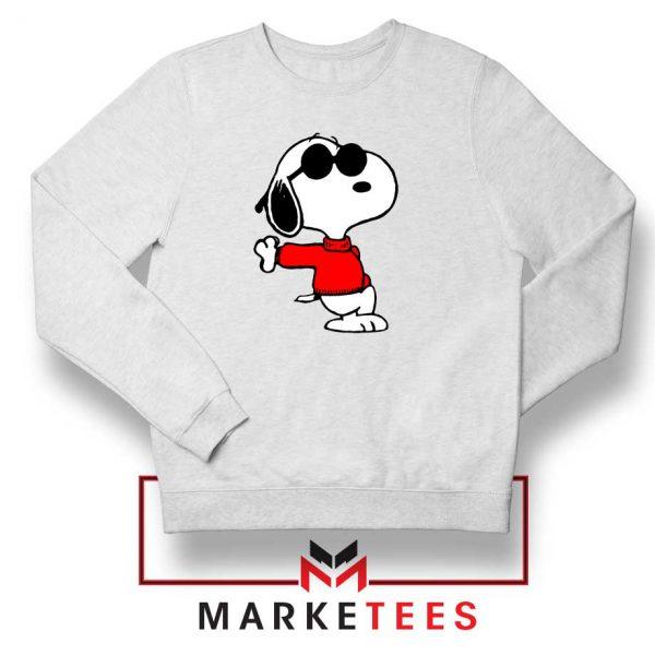 Cool Snoopy Sweatshirt