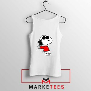 Cool Snoopy Tank Top