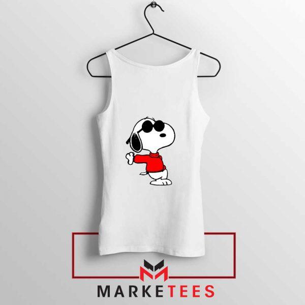 Cool Snoopy Tank Top
