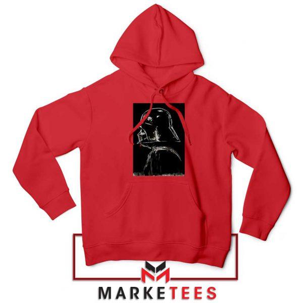 Darth Vader Dark Red Hoodie