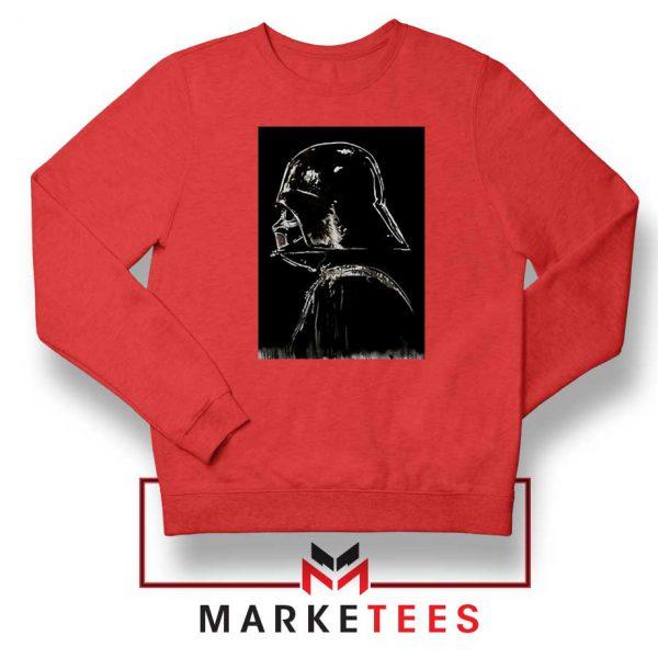 Darth Vader Dark Red Sweatshirt