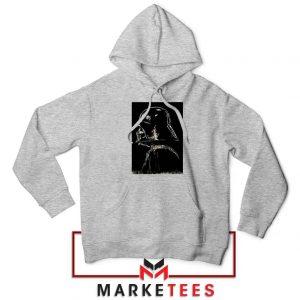 Darth Vader Dark Sport Grey Hoodie