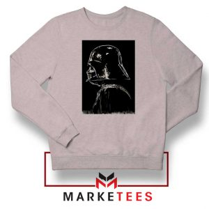 Darth Vader Dark Sport Grey Sweatshirt