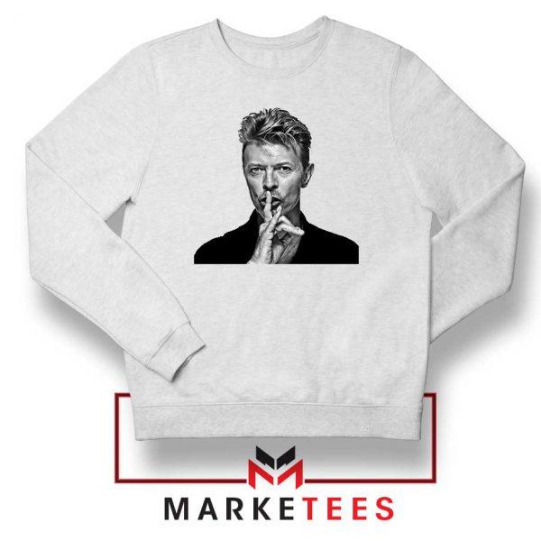 David Bowie Music Sweatshirt