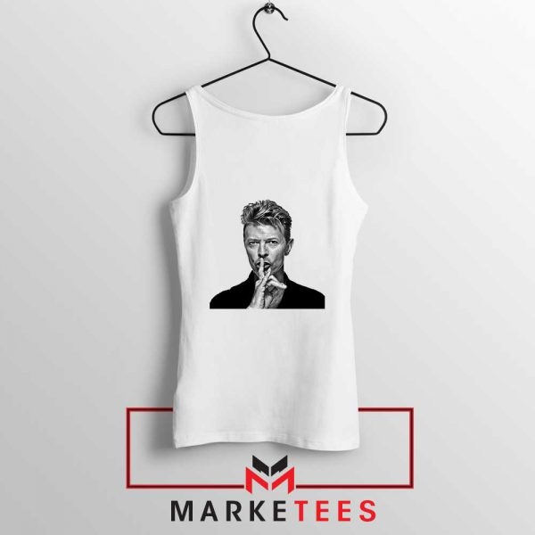 David Bowie Music Tank Top