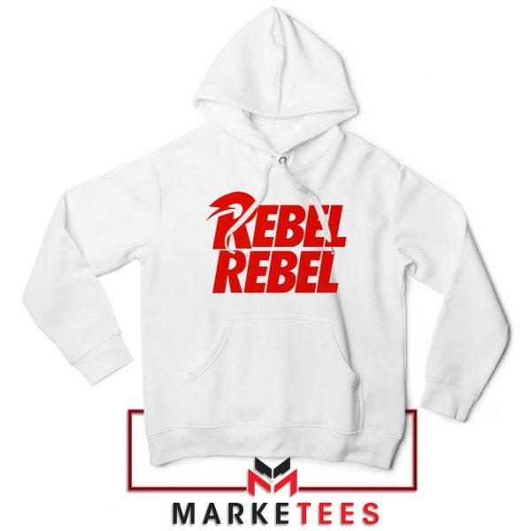 David Bowie Rebel Rebel Hoodie