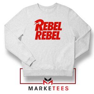 David Bowie Rebel Rebel Sweatshirt