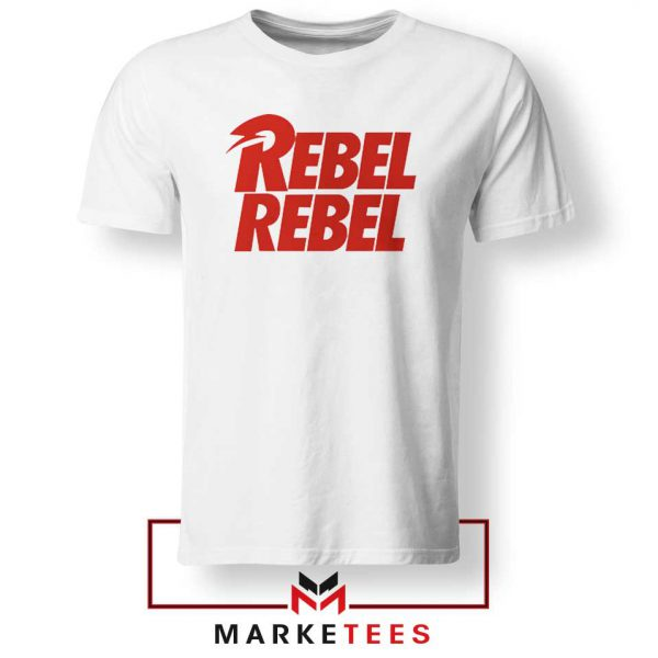David Bowie Rebel Rebel Tshirt
